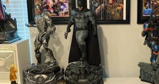 Prime 1 Cyborg 1/3 Justice League Statue Unboxing and Review