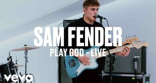 Sam Fender - Play God (Live) | Vevo DSCVR ARTISTS TO WATCH 2019