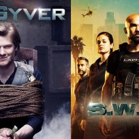 Sky One Set UK Premiere Dates For MacGyver Season 4 & SWAT Season 3