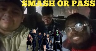 Smash or Pass (Marvel Cinematic Universe) Edition Part 1
