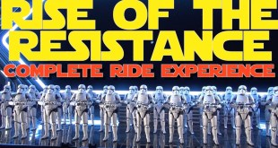 Star Wars: Rise of the Resistance Complete Ride Experience Galaxy's Edge Disney World