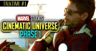 TALKTIME #1 - MARVEL CINEMATIC UNIVERSE Phase 1