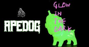The Toy Chronicle | Apedog GID Blank Ver. by A.A.A. Toys