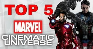 Top 5 marvel cinematic universe movies||Hindi||     !!spoiler alert!!