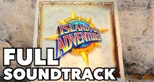 Universal Studios Islands of Adventure Original Soundtrack