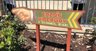 WDW Dining Review: Enzo's Hideaway (Disney Springs) | | DisKingdom.com | Disney | Marvel | Star Wars