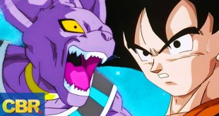 10 Strongest Dragon Ball Enemies The Z-Fighters Couldn't Take Down