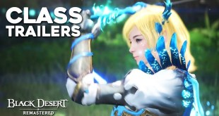 Black Desert ► All 17 Classes in Combat! | Awakening & Pre-Awakening Trailers (2019)