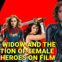 Black Widow and the Evolution of Women Superheroes