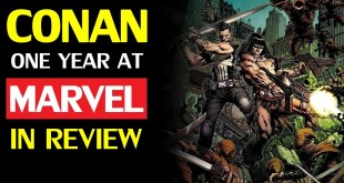 Conan The Barbarian: One Year at Marvel Comics in review