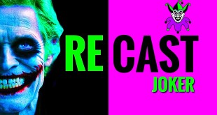 DCEU Joker RECAST   Top 5 Actors To Play The Joker - TC Does Comics