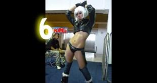 Ganadora Sexy Cosplay 2011