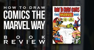 How to Draw Comics the Marvel Way - Book Review & Flip-Through