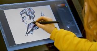 Leeds Arts University - BA (Hons) Comic & Concept Art