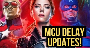 MCU PHASE 4 DELAY UPDATES! EVERYTHING We Know About Marvel's Plans...