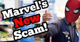 Marvel Comics using Walmart as a garbage dump | More cringe announced at DC