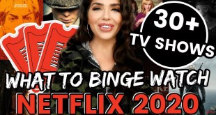 NETFLIX RECOMMENDATIONS 2020 | 30+Netflix TV Shows To Binge Watch | Netflix Review | BEST of Netflix