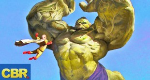 One Punch Man VS Hulk: How It Would Go Down