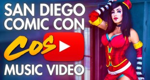 SDCC San Diego Comic Con - Cosplay Music Video ‏ 2014