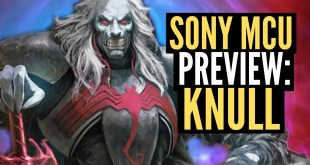 SONY MCU PREVIEW! How Knull Will Be Sony's Thanos In Their Marvel Universe!