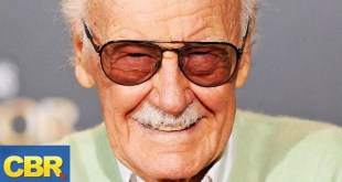 Stan Lee is Actually Old Captain America