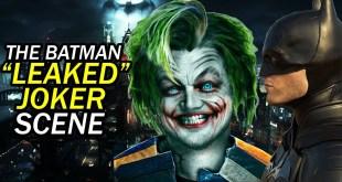 THE BATMAN 2021 JOKER SCENE CONFIRMED! Batman Villain TRILOGY Breakdown & DCEU NEWS