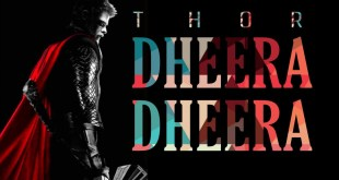 THOR × K. G. F Dheera Dheera || Marvel