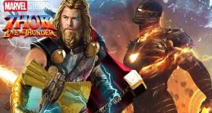 Thor 4 Marvel Announcement - Iron Man Scene Breakdown and Easter Eggs