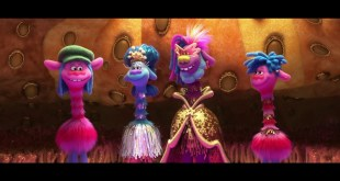 Trolls World Tour - Bluray DVD  Movie - Bonus Clip Deleted Scene Vibe City w/ Justin Timberlake