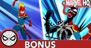 Venom Files: Captain Marvel | Marvel's Spider-Man: Maximum Venom
