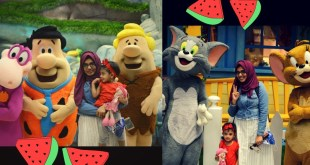 Warner Bros. World Abu Dhabi 2019 tour and review l Picnic lScooby doo dark ride lBatman