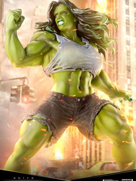 ARTFX Premier line is She-Hulk