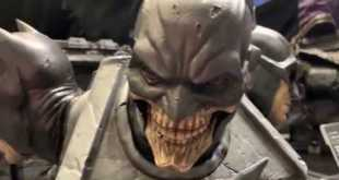 2019 Winter Wonderfest Prime 1 Exhibition Batman Damned