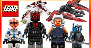 2020 LEGO Clone Wars Final Wave of Sets?