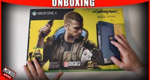 4K Unboxing Cyberpunk 2077 Limited Edition Bundle Xbox One X |MondoXbox