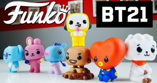 BTS / BT21 Funko Pop! Special Look