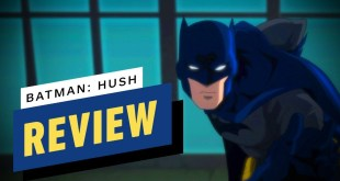 Batman: Hush Movie Review - Comic Con 2019