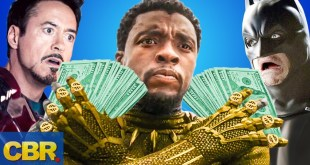 Black Panther Is Richer Than Iron Man And Batman Combined