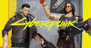 CYBERPUNK 2077 Action Figures!