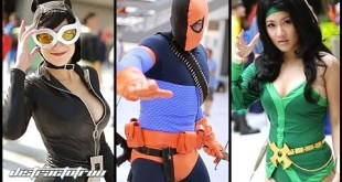 DC Comics 2013 Epic Cosplay Video (Dragon Con 2013)