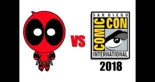 Deadpool vs San Diego Comic-Con SDCC 2018