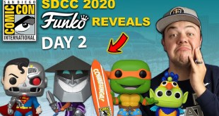 Funko Reveals SDCC 2020 Exclusive Funko Pops! DAY 2 (Star Wars, Animation, Disney, DC)