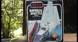 Imperial Shuttle 1984 Kenner Classic STAR WARS Fantastic Toys and Merchandise 67