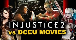 Injustice 2 Trailer Breakdown - Gameplay VS DCEU Movies