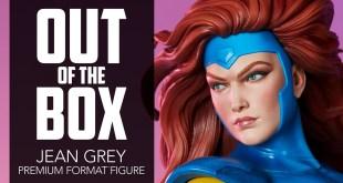 Jean Grey Premium Format Figure Unboxing | Sideshow