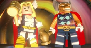 LEGO Marvel's Avengers - Asgard 100% Guide (All Collectibles)