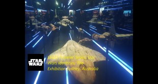 LEGO Traveler Series: Star Wars Identities, The Exhibition... Sydney, Australia