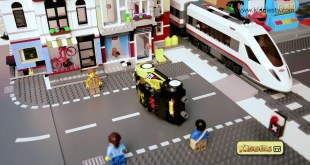 LEGO stop motion brick films compilation | 30 Minutes | brickfilm | short films | kiddiestv