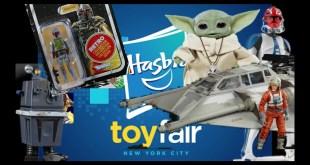 Lo Nuevo de Star Wars de Hasbro en la Toy Fair 2020