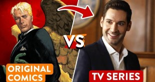 Lucifer: 10 Differences Between The Series and The DC Comics |🍿 OSSA Movies